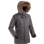 Женская куртка-аляска Баск AGIDEL СЕРЫЙ ТМН L СЕРЫЙ ТМН L L