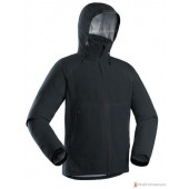 Мембранная куртка Баск MIXT TECHNORESIST черная