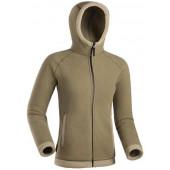 Куртка BASK GUDZON LJ серо-зеленая