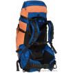 Рюкзак BASK Z 55 синий/оранжевый