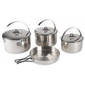 Набор посуды для большой компании Family Cook Set L, 4024