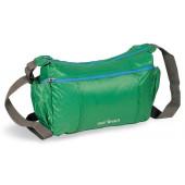 Легкая плечевая сумка на молнии Tatonka Squeezy Bag 2208.404 lawn green
