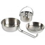 Набор посуды из трех предметов Camp Set L, 4114