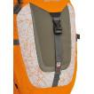 Дамский спортивный рюкзак karema 25 teak/ash gray
