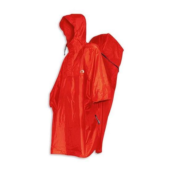 Плащ-накидка на рюкзак CAPE Men S, red, 2795.015