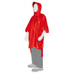 Плащ-накидка Poncho 2 M-L, red, 2800.015