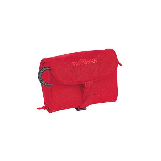 Раскладная косметичка для путешествий Mini Travelcare, red, 2816.015