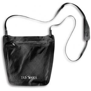 Водооталкивающий шейный кошелек на молнии WP Neck Pouch, black, 2909.040