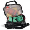 Компактная сумка с габаритами ручной клади Flight Barrel 0ff white