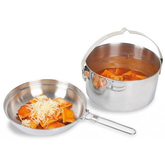 Набор посуды из двух предметов Kettle 4,0, 4004