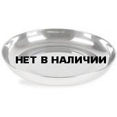 Универсальная тарелка из нержавеющей стали Large Plate, without Description, 4030