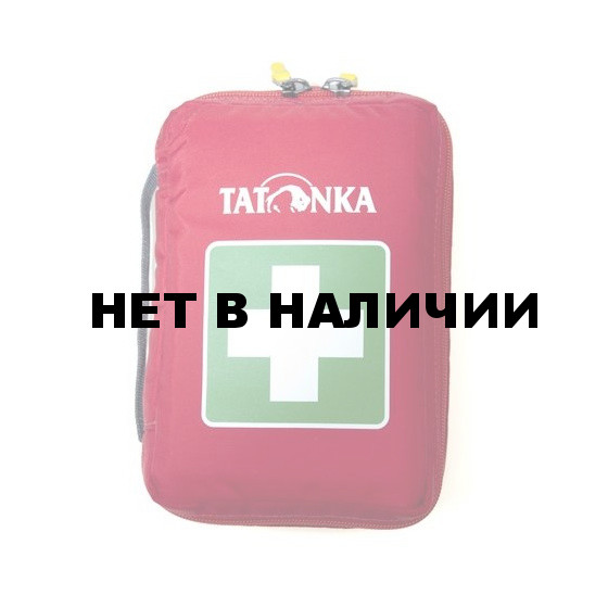 Аптечка с плотными стенками Tatonka First Aid Insulation 1431.015 red
