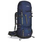 Трекинговый рюкзак для переноски тяжелых грузов Tatonka Bison 75 1427.004 navy
