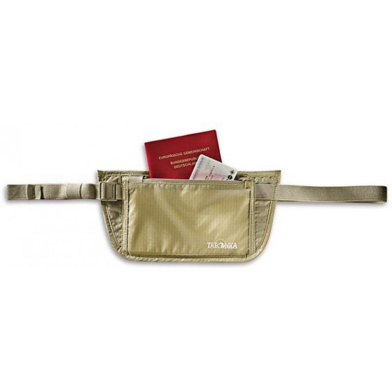 Поясная сумочка для скрытого ношения Tatonka Skin Document Belt 2846.225 natural