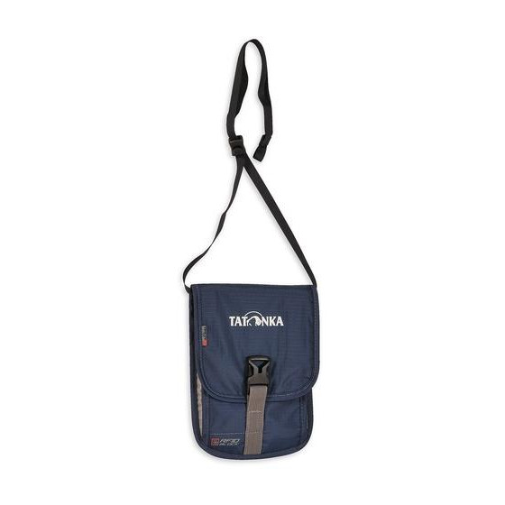 Шейный кошелек с защитой RFID Block Hang Loose RFID B, navy, 2952.004