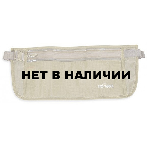 Поясная сумочка для скрытого ношения Tatonka Skin Security Pocket 2857.225 natural