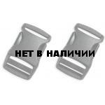 Универсальная пряжка (пара) SR BUCKLE 25mm
