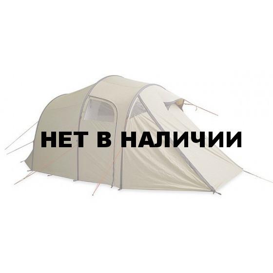Туннельная палатка для семейного отдыха с просторным спальным отделением и тамбуром в полный рост Family Camp