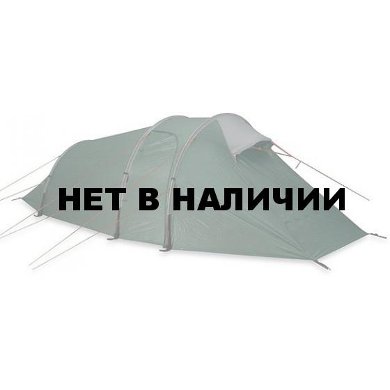 Легкая двухместная туристическая палатка с большим тамбуром Tatonka Abisko 2601.090