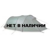 Вместительная классическая палатка туннельного типа в легком исполнении Polar 3 forest green