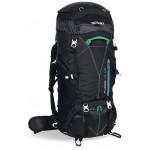 Универсальный туристический рюкзак для небольшого похода Pyrox Plus, black, 1372.040