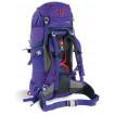 Универсальный туристический рюкзак для небольшого похода. Женская модель Ruby 35, black, 1380.040