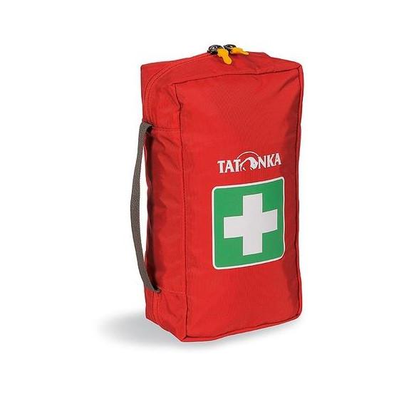 Походная аптечка увеличенного размера First Aid L red