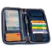 Плоская сумка для документов с защитой данных Travel Zip RFID