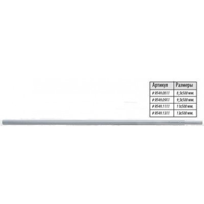 Сегменты алюминиевых дуг для палаток ALEXIKA: ALU Poles Segment 8.5х500 мм