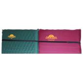 Сдвоенная стропа с липучкой Velcro для соединения между собой двух прямоугольных ковриков, позволяющая сделать двуспальный коврик из двух односпальных Velcro ALEXIKA Double Strap