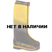 Ботинки для высотных Гималайских восхождений La Sportiva Olympus Mons Evo Yellow / Black