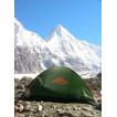 Легкая двухместная штурмовая палатка Alexika Super Light 2 красный