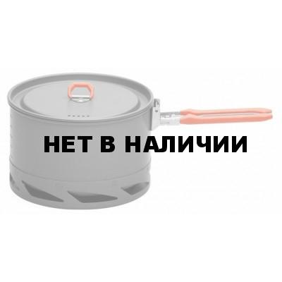 Котелок с теплообменной системой 1.5 л. FEAST K2, 168х111 мм, 33