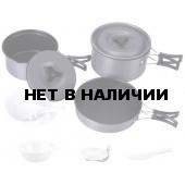 Набор портативной посуды FMC-201, на 2-3 чел. с антипригар. покр