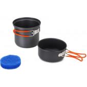 Набор портативной посуды FMC-207, на 1 чел. FMC-207