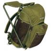 Складной рыбацкий рюкзак-стул Tatonka Fisherstuhl 2295.036 cub
