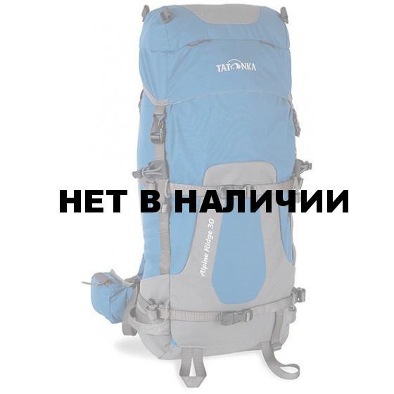 Высокотехнологичный горный рюкзак Tatonka Alpine Ridge 30 1496.201 alpine blue/carbon