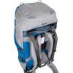 Легкий трекинговый туристический рюкзак Leon 38 alpine blue