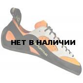 Комфортные скальные туфли для любого уровня лазания La Sportiva Jeckyl Orange / Grey