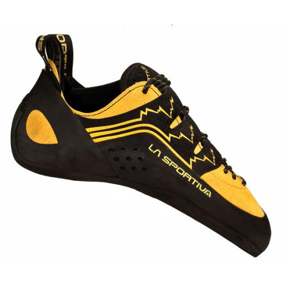 Универсальные скальные туфли La Sportiva Katana Laces Yellow / Black