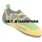 Детские скальные туфли La Sportiva Stickit Lime / Yellow