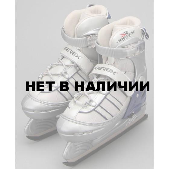 Коньки хоккейные раздвижные JOEREX JIS0837