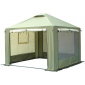 Тент туристический Пикник-Люкс 2,5х2,5 со стенками