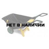 Садовая тачка Helex H815 80 л (зеленый)