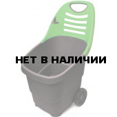 Садовая тачка Helex H810 65 л (зеленый)