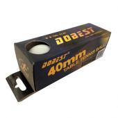 Мяч для настольного тенниса Dobest BA-01 2 звезды 3шт/уп