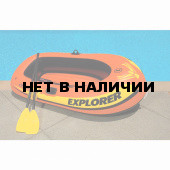 Лодка надувная двухместная Intex Explorer 58331NP