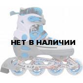 Роликовые коньки раздвижные PW-950 (р.33-36)