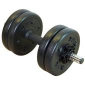 Гантель разборная 5 кг Lite Weights 3101CD