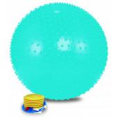 Мяч для фитнеса массажный 1865LW 65см